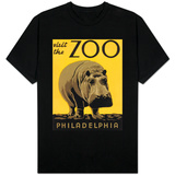Visit the Philadelphia Zoo T-shirts