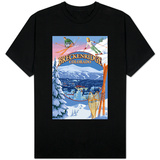 Breckenridge, Colorado Montage T-Shirt