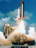 Space Shuttle Discovery 1988 Photographic Print