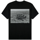 Formation of Spitfires Over North Africa, circa 1943 T-shirts