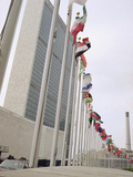 United Nations Photographic Print by Rick Maiman