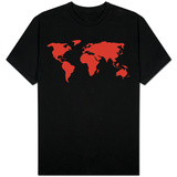 Red World T-shirts