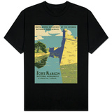 Fort Marion National Monument, St. Augustine, Florida, c.1938 Shirt
