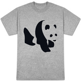White Panda T-Shirt