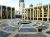 Lincoln Center Photographic Print by Mary Altaffer