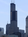 Sears Tower Photographic Print by Paul Beaty