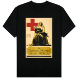 The Greatest Mother in the World, Red Cross Christmas Roll Call Dec. 16-23rd T-shirts