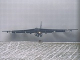 B-52 Bomber Photographic Print by Gerald Penny