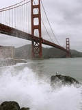 Golden Gate Suicides Photographic Print by Jeff Chiu