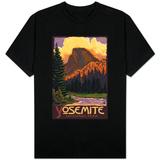 Half Dome, Yosemite National Park, California T-skjorter