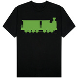 Green Train T-shirts