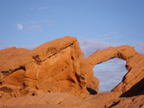 Travel Trip Valley of Fire Photographic Print by Brooke Donald