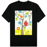 Owl in Tree T-Shirt