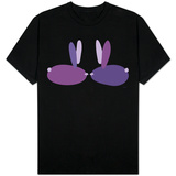 Purple Bunnies T-shirts