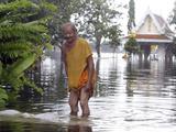 APTOPIX Thailand Floods Photographic Print by Sakchai Lalit