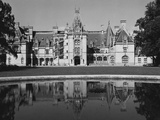 Homes Biltmore House NC Photographic Print