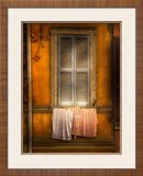 Alonecycle Framed Photographic Print by Satterlee Craig