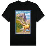 Big Horn Sheep, Rocky Mountain National Park T-Shirts