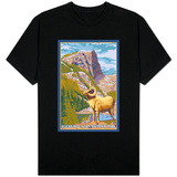 Big Horn Sheep, Rocky Mountain National Park T-Shirt