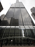 Sears Tower No More Photographic Print by Charles Rex Arbogast