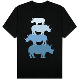 Blue Rhino T-shirts