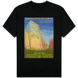Zion National Park, c.1938 T-shirts