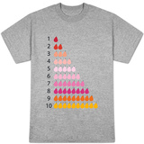Warm Counting Pears Shirts