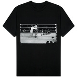 Henry Cooper vs Cassuis Clay Boxing at Wembley Stadium T-Shirt
