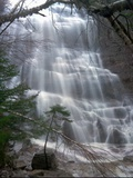 White Mountain Waterfalls Photographic Print by Jim Cole