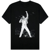 Queen Rock Group in Concert at Wembley Stadium T-shirts