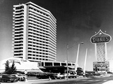 U.S. Vegas Dunes Hotel Photographic Print