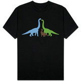 Multi Longneck T-Shirt