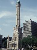 Chicago Water Tower Photographic Print by  Anonymous