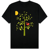 Red Songbird T-shirts
