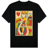 King of Hearts Card Shirts