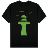 Green Traffic Controller T-Shirt