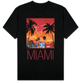 South Beach Miami, Florida, c.2008 Shirts