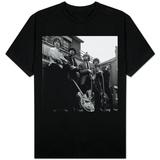 The Rolling Stones: Foto de la banda sosteniendo guitarras Camiseta