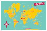 Verden Poster