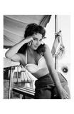Elizabeth Taylor Posters av Frank Worth