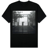 Walking Towards a Japanese Torii T-shirts