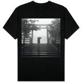 Walking Towards a Japanese Torii Shirt
