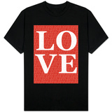 Red Love T-shirts