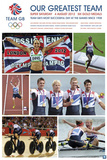 Team GB-Super Saturday Poster