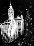Wrigley Building Photographic Print by  Anonymous