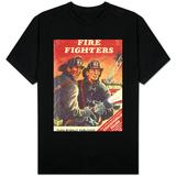 Fire Fighters T-skjorte