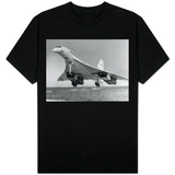 Maiden Flight of Concorde 002, the British Built Prototype of the Angle-French Supersonic Airliner Shirt