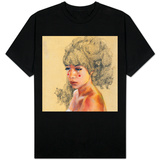 Bears in Hair T-shirts