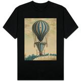 Elevazione Aereobatica Eseguita da Francesco Orlandi in Bologna, c.1828 T-shirts