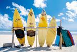 Suns Sea and Surf Plakát